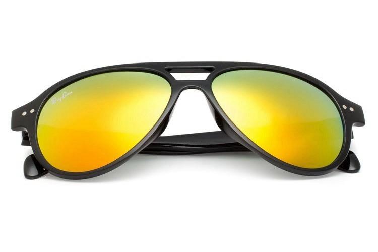 RB1091 Cats 5000 Black Cheap Sunglasses