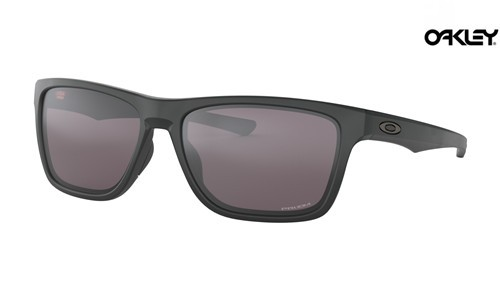 Holston sunglasses Matte Black frame and Prizm Grey lens